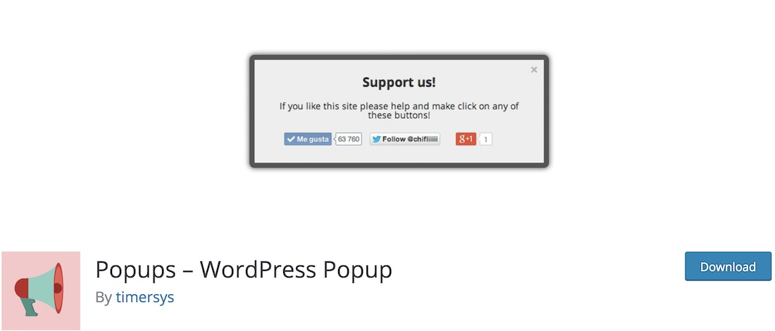 popups plugin wordpress