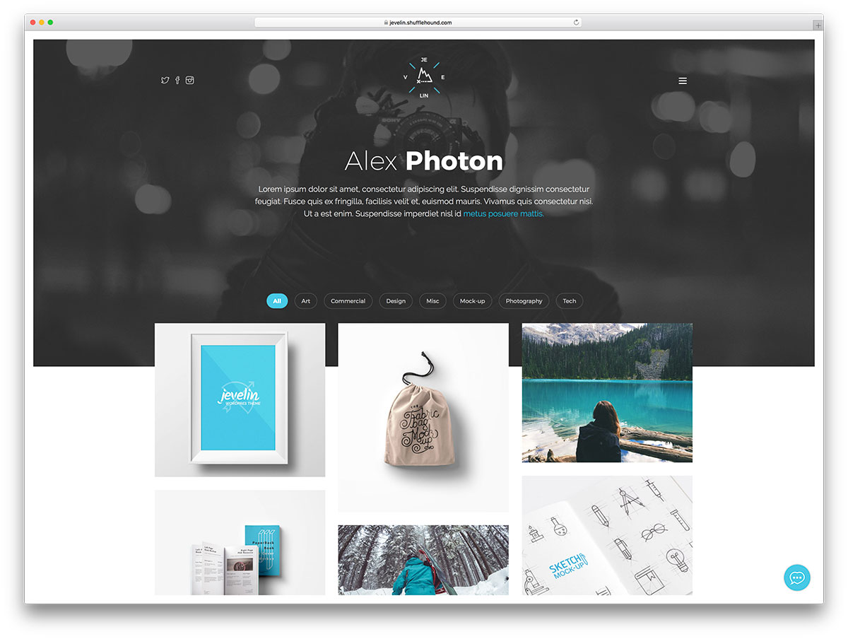 30+ Awesome WordPress Portfolio Themes To Showcase Your Work With Style 2020