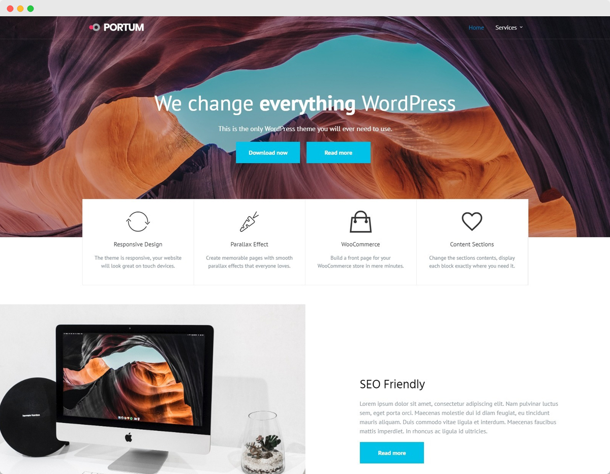 60+ Best Free Responsive WordPress Themes 2019 - Colorlib