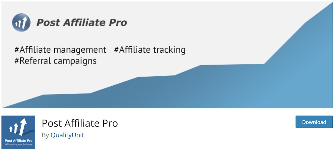 post affiliate pro free wordpress affiliate plugin