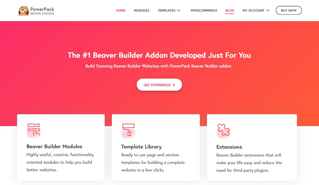 powerpack addon beaver builder