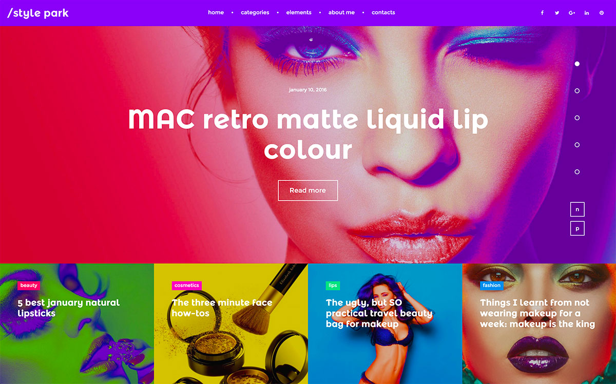 TemplateMonster's GPL WordPress Themes Sell Like Hot Pies - Colorlib - 웹