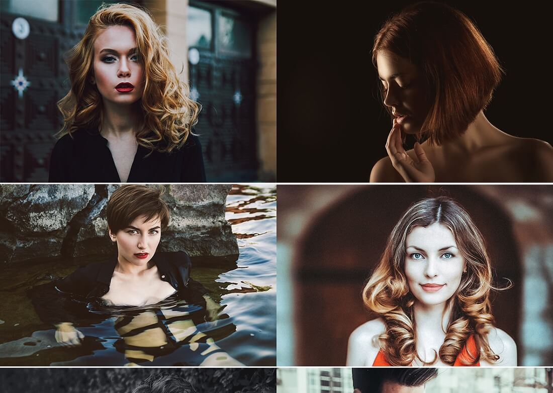 pretty portraits lightroom presets