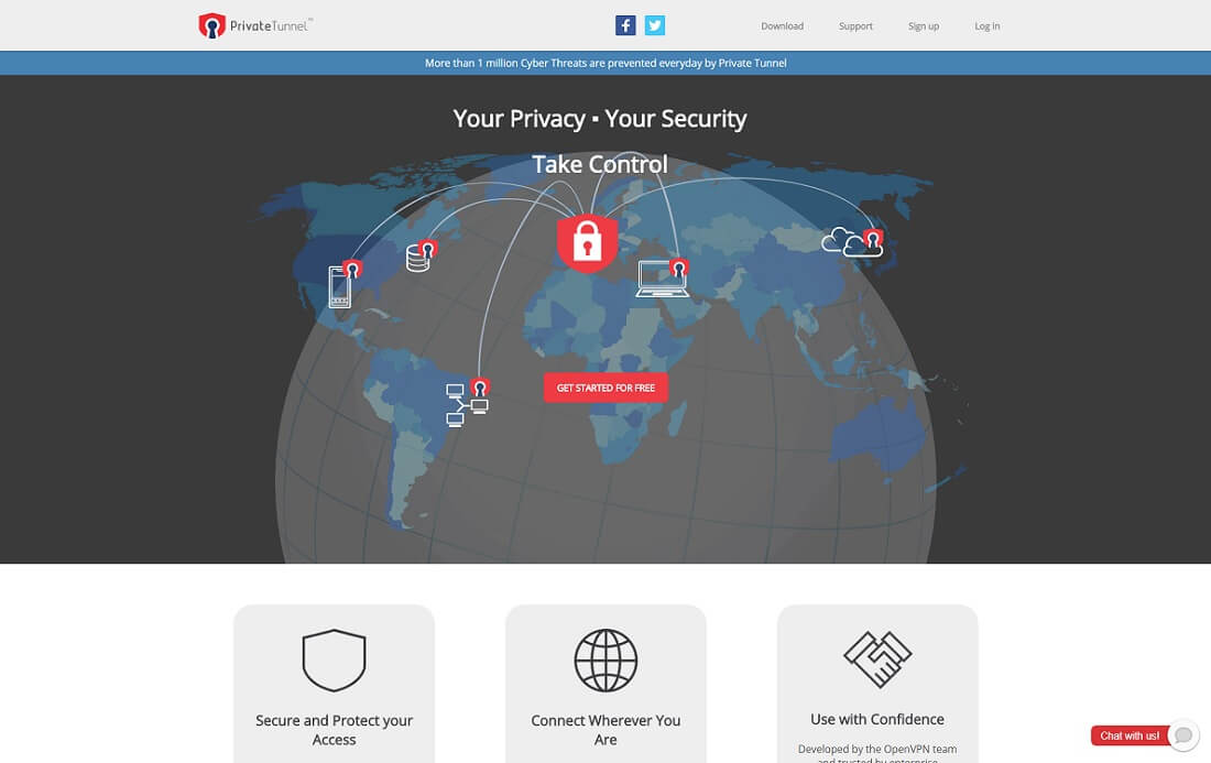 private tunnel gaming vpn