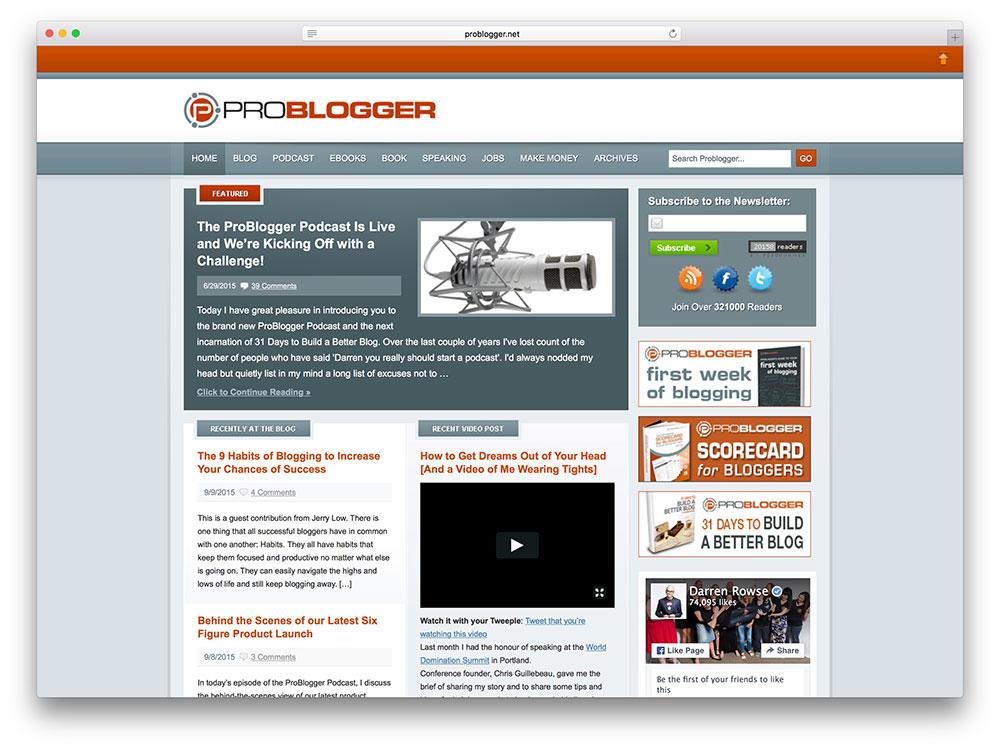 problogger-website