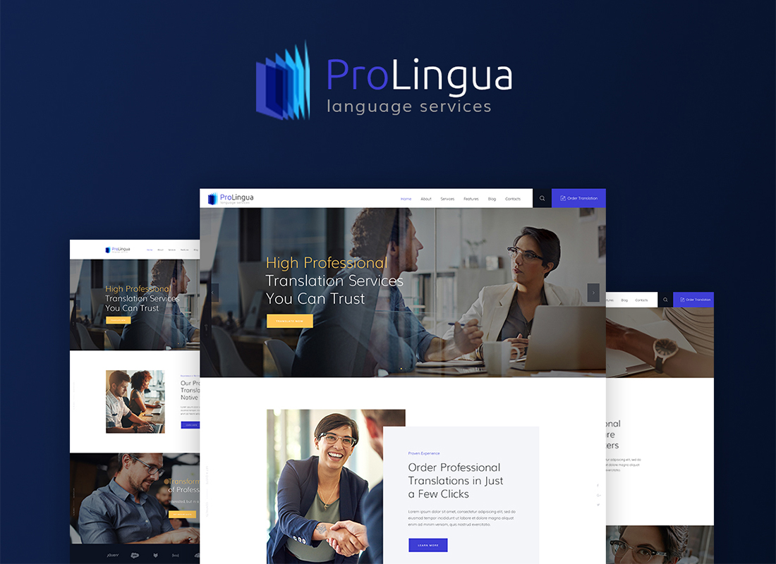 prolingua-translation-services-wordpress-theme