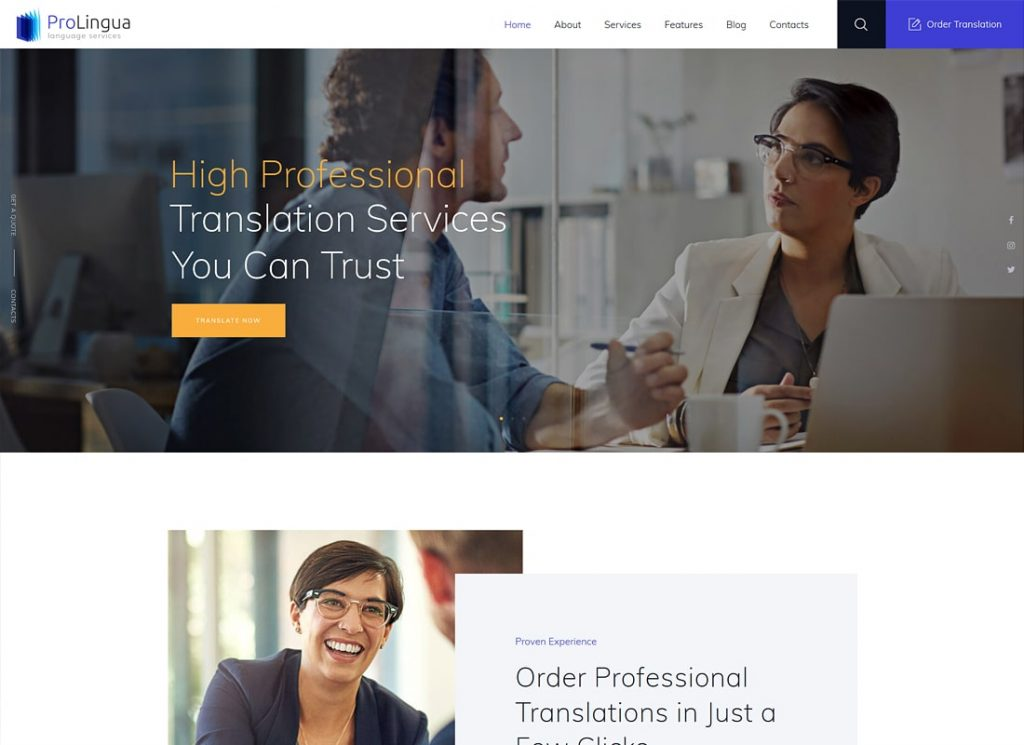 , 2020 Best WordPress Themes for Language Learning Schools to Invest Today, Rojak WP
