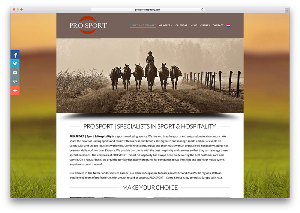 prosporthospitality-sport-event-organizer-site-using-x-theme