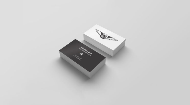 Top 22 Free Business Card PSD Mockup Templates In 2017