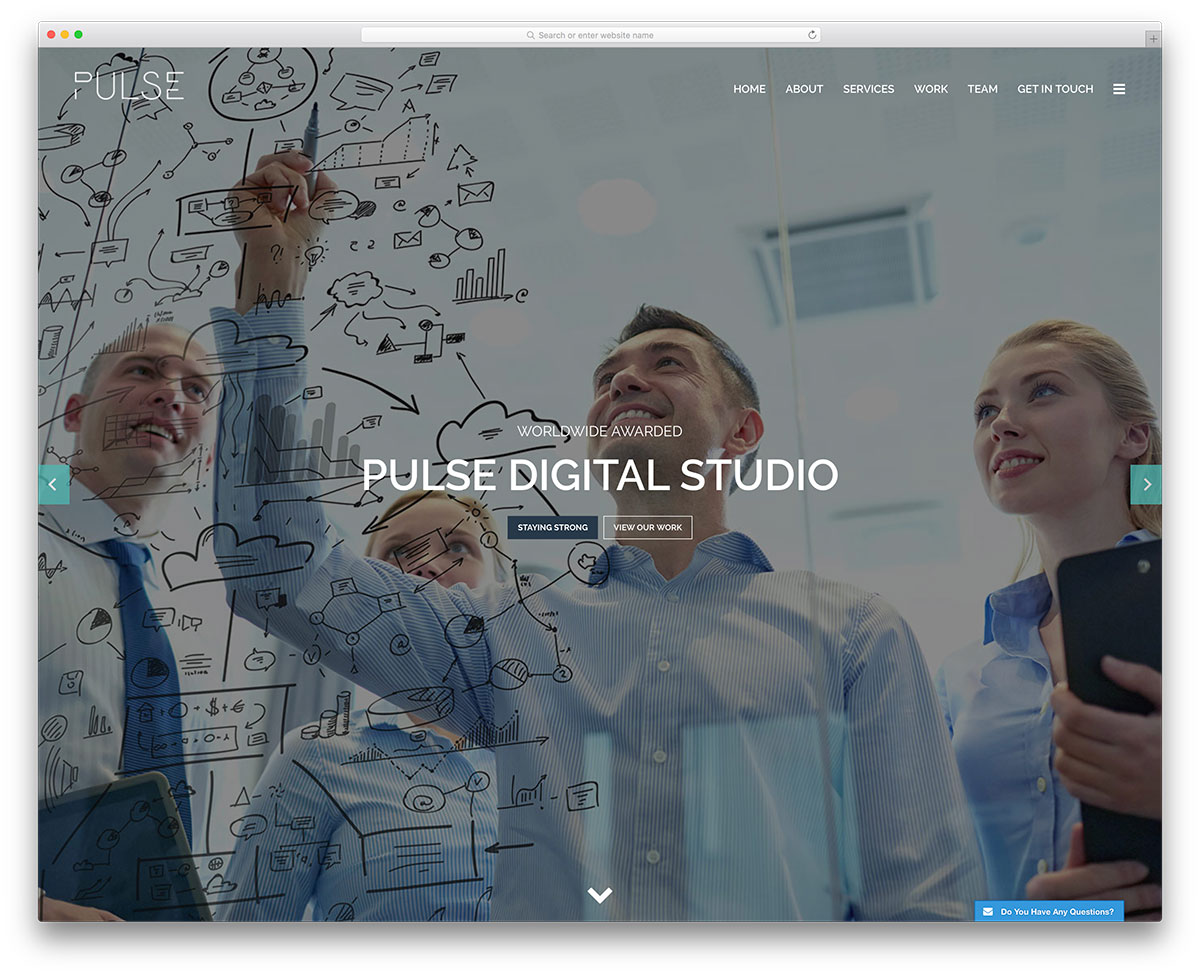 pulse-digital-studio-wordpress-website-template