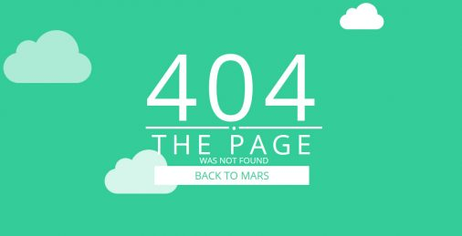 Pure-css-free-404-error-page-templates