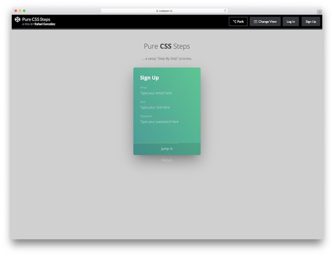 50 Best Free Bootstrap Wizards To Help Developer Start Projects Easily