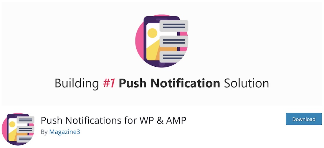push notifications wordpress plugin
