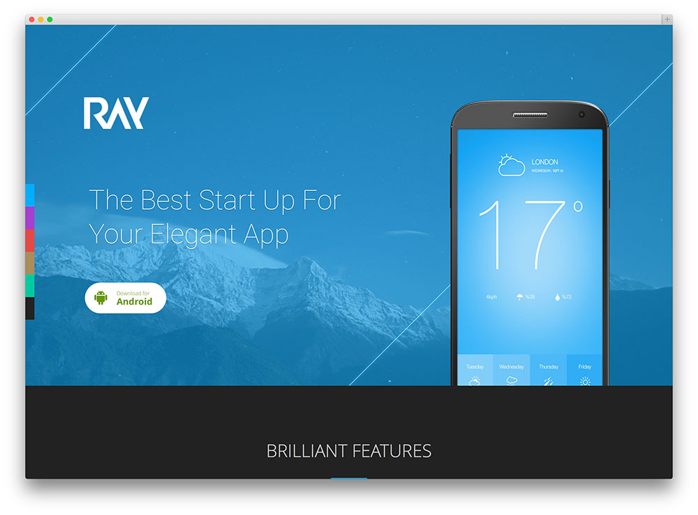 20+ Best Landing Page WordPress Themes For Apps, Products and ...