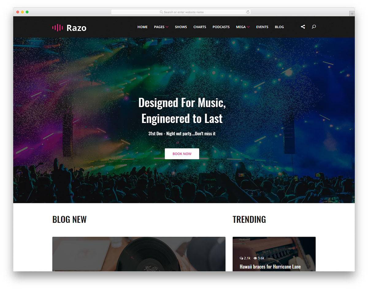 18 Best Mobile Friendly Free Music Website Templates 2019 Colorlib - Buc-multifunction-coffee-table-by-discoh