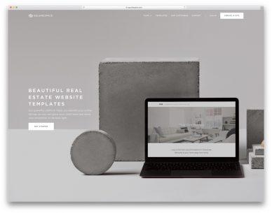 Real Estate Agent Website Builders