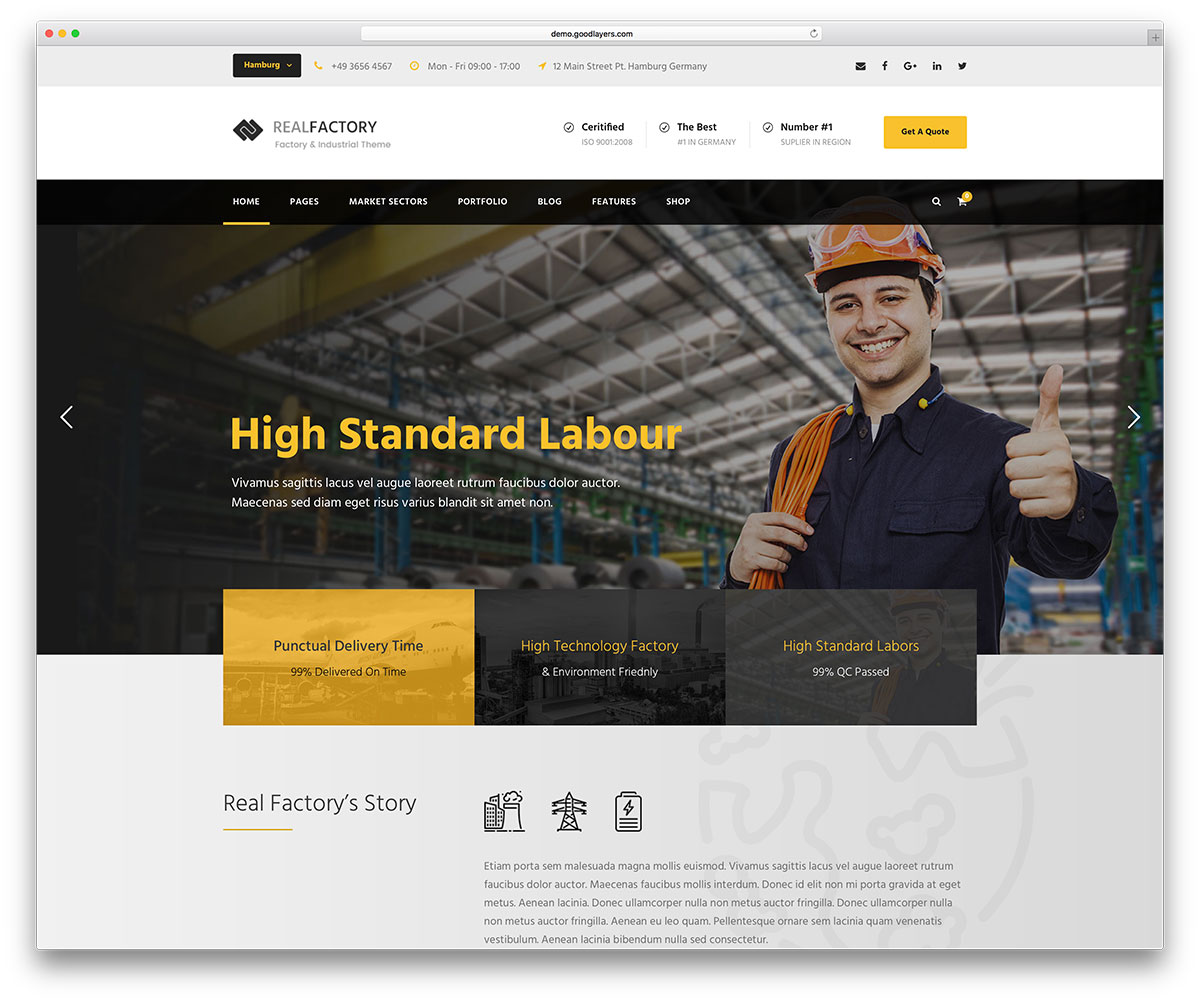realfactory-construction-industrail-website-template