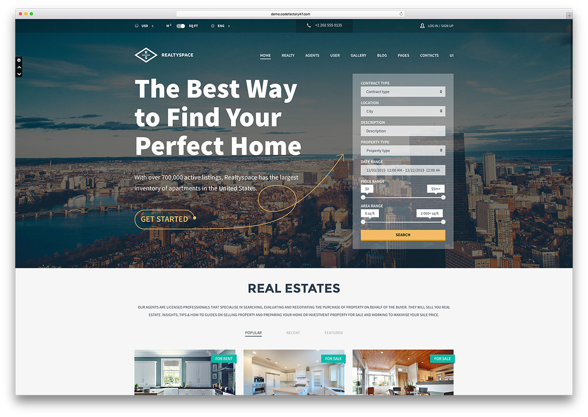 realtyspace-modern-real-estate-html5-template