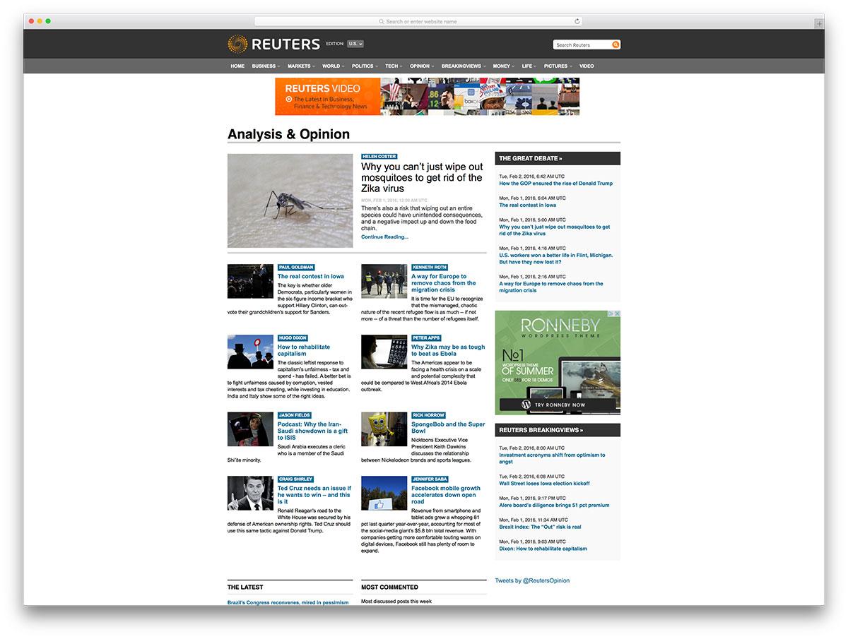 reauters-blog-using-wordpress-platform