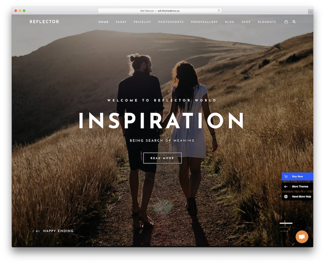 36 Best WordPress Themes for Photographers 2019 - Colorlib