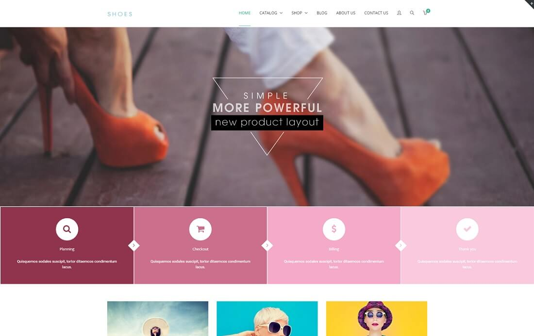 responsive fashion shopify theme