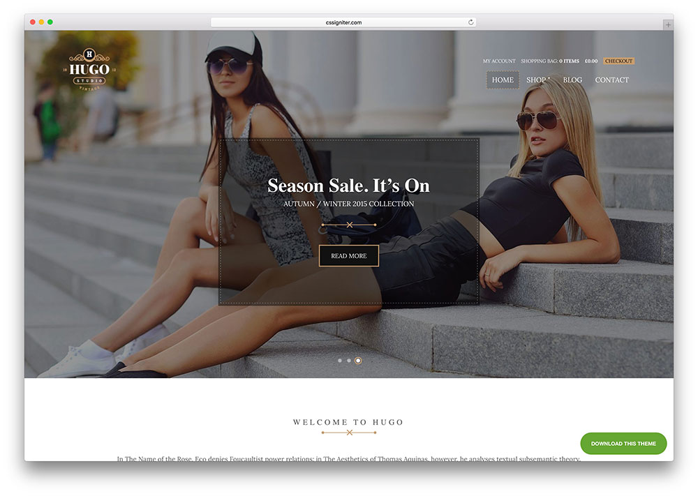 retro-style-webshop-wordpress-theme