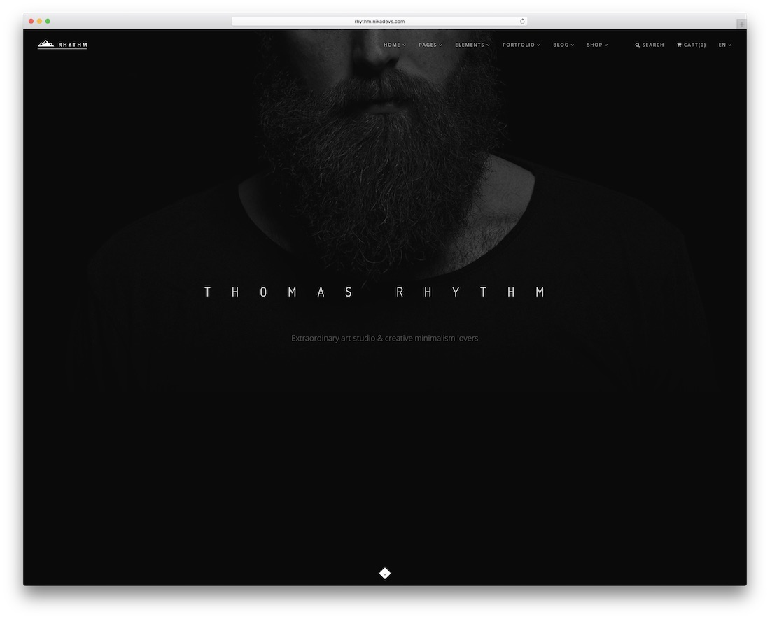 rhythm drupal ecommerce template