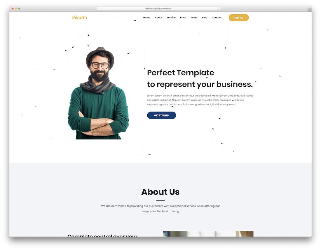 riyadh cheap website templates