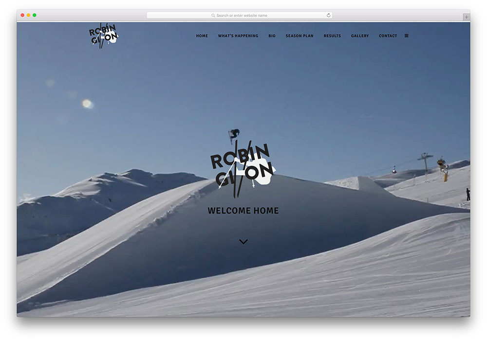 robingillon-snowboard-website-example-with-bridge