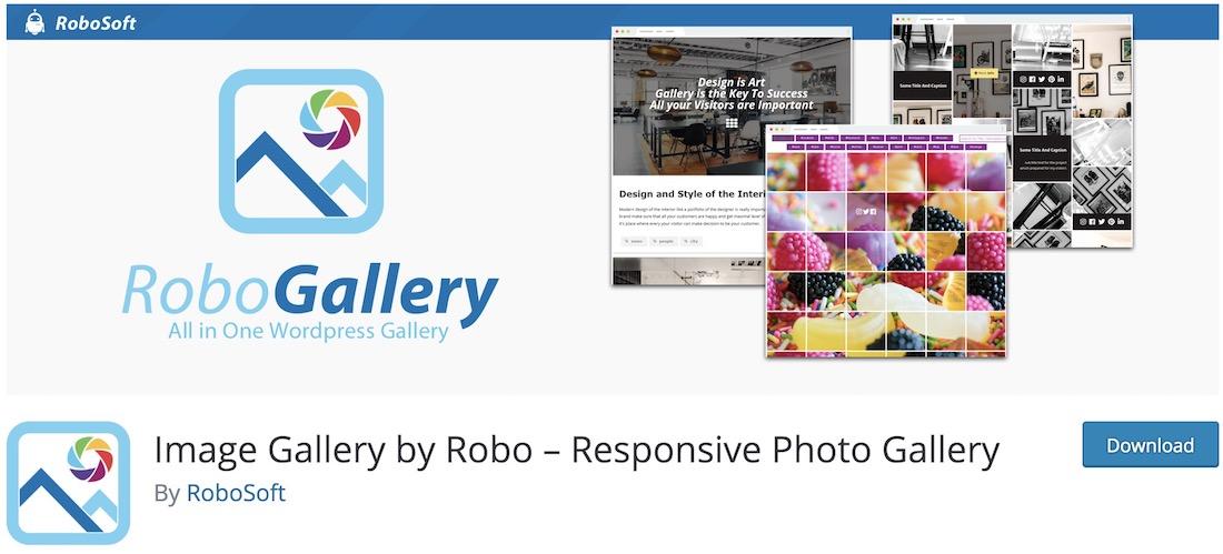 robo gallery wordpress plugin