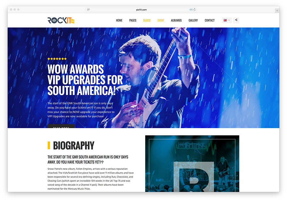 rockit-classic-music-html-website-template
