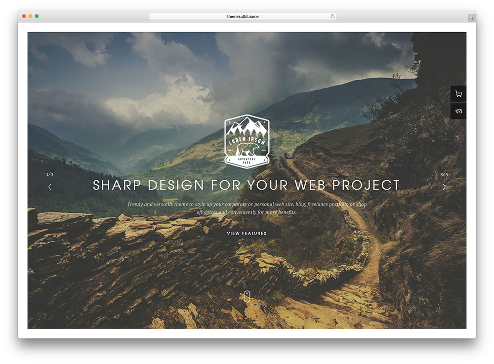 ronneby-beautiful-creative-wordpress-theme