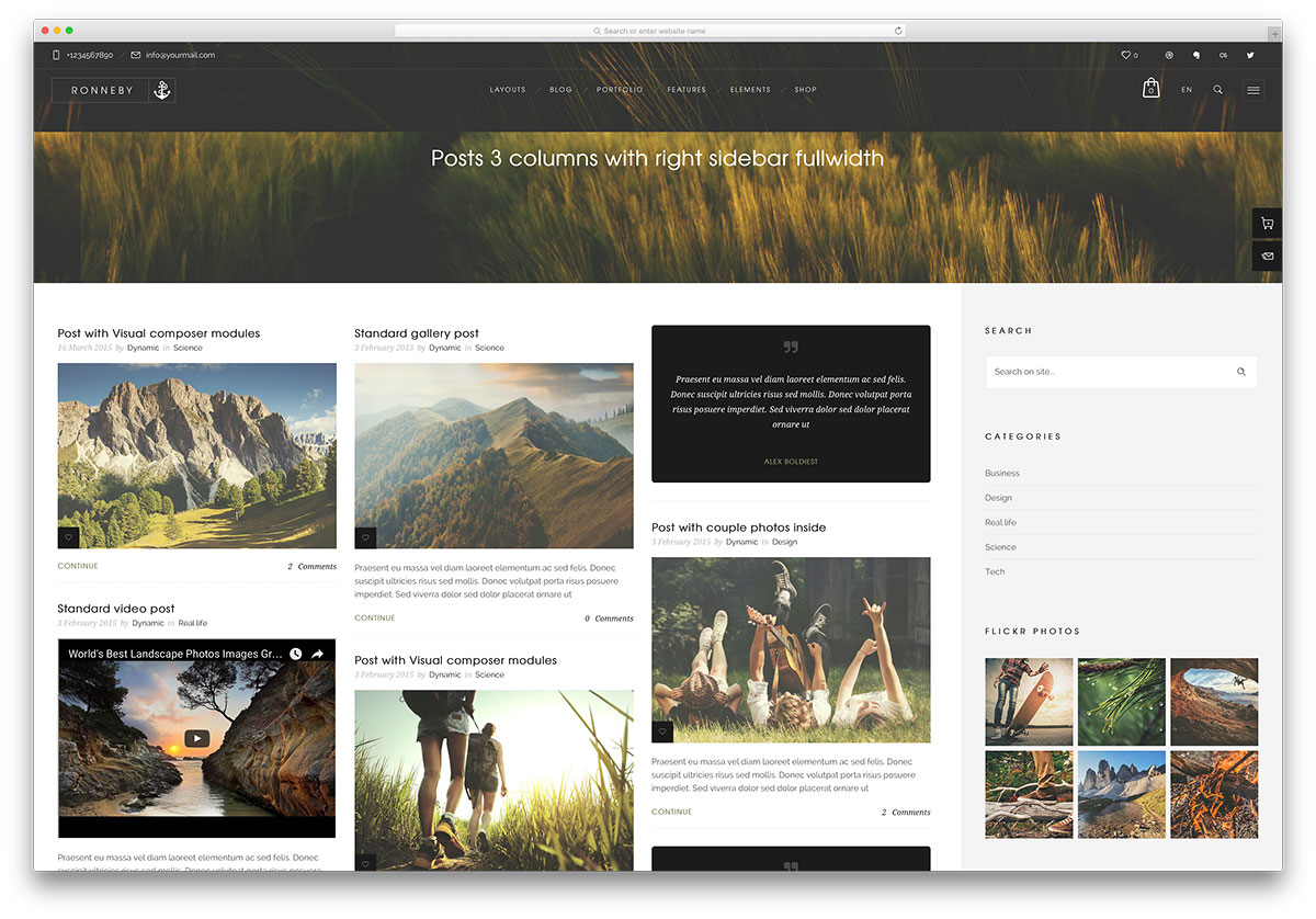 ronneby-creative-corporate-blog-theme