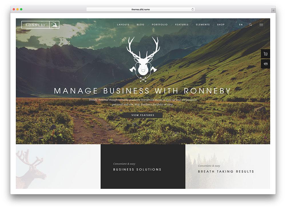 ronneby-multipurpose-wordpress-theme