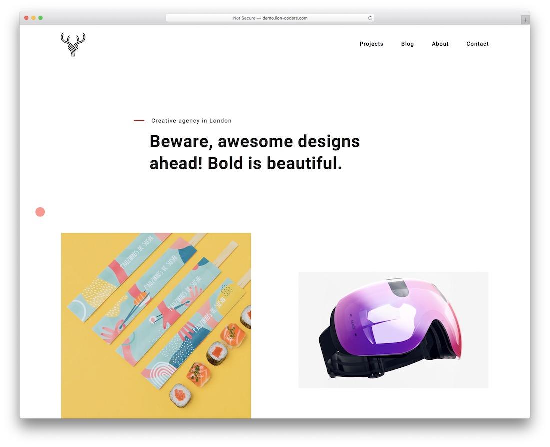 roph ajax wordpress theme