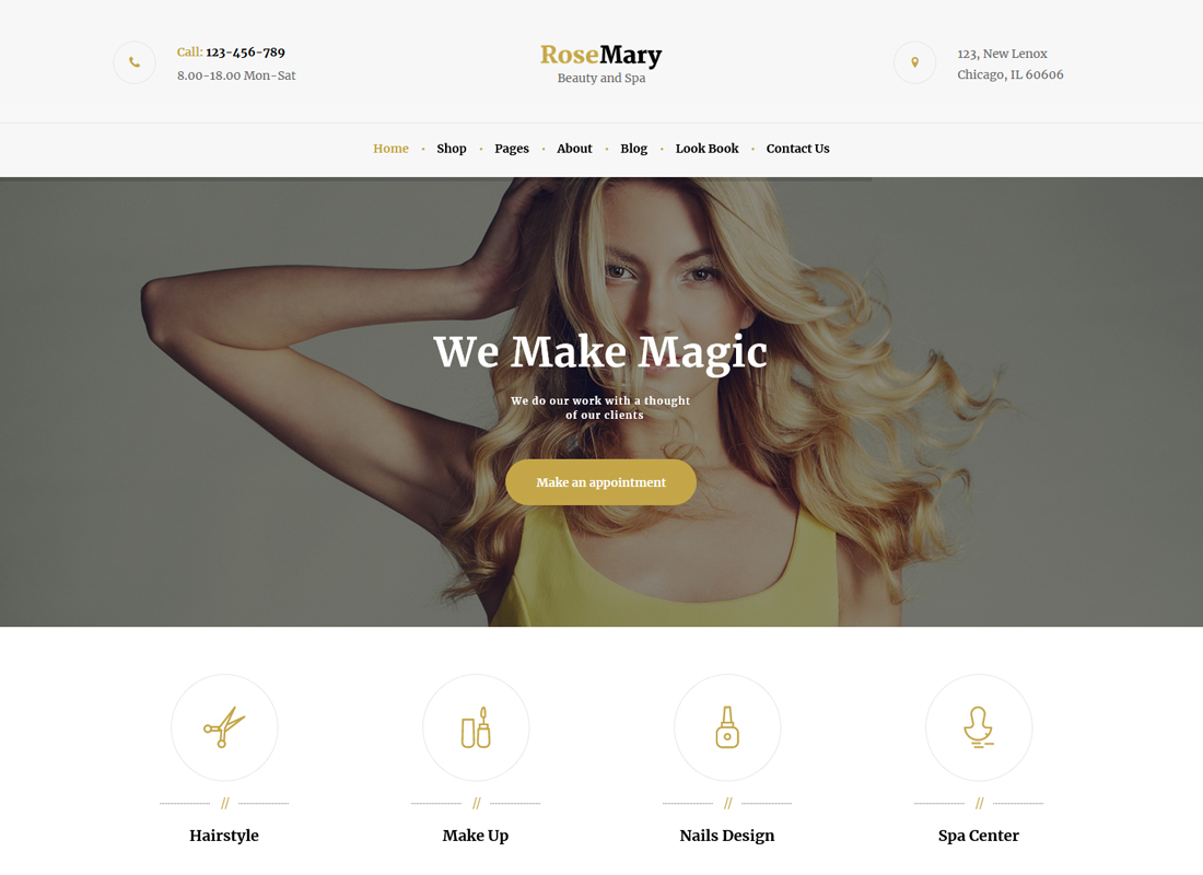 rosemary-hair-beauty-spa-salon-theme