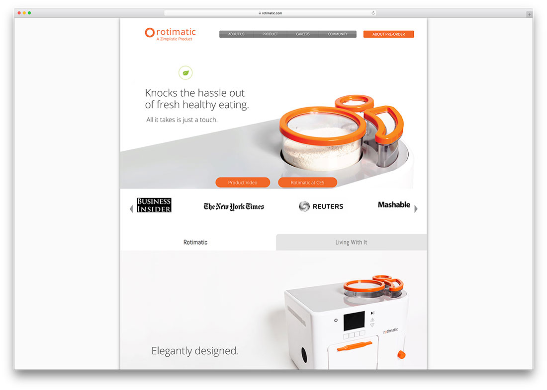 rotimatic-kitchen-tools-woocommerce-site-example