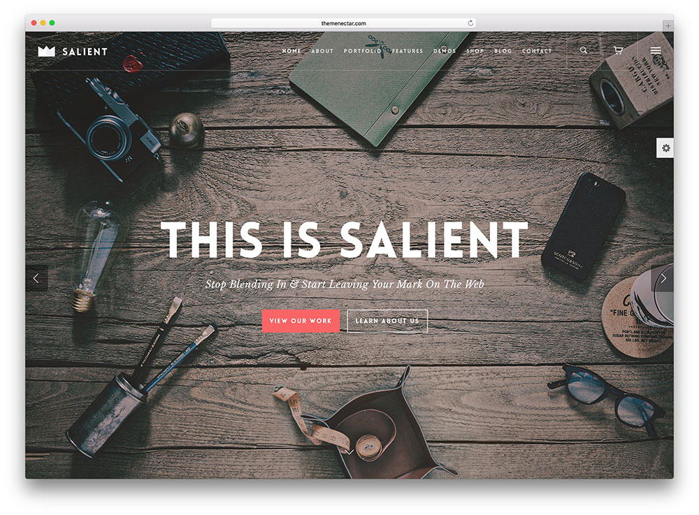 salient-fullscreen-creative-agency-theme