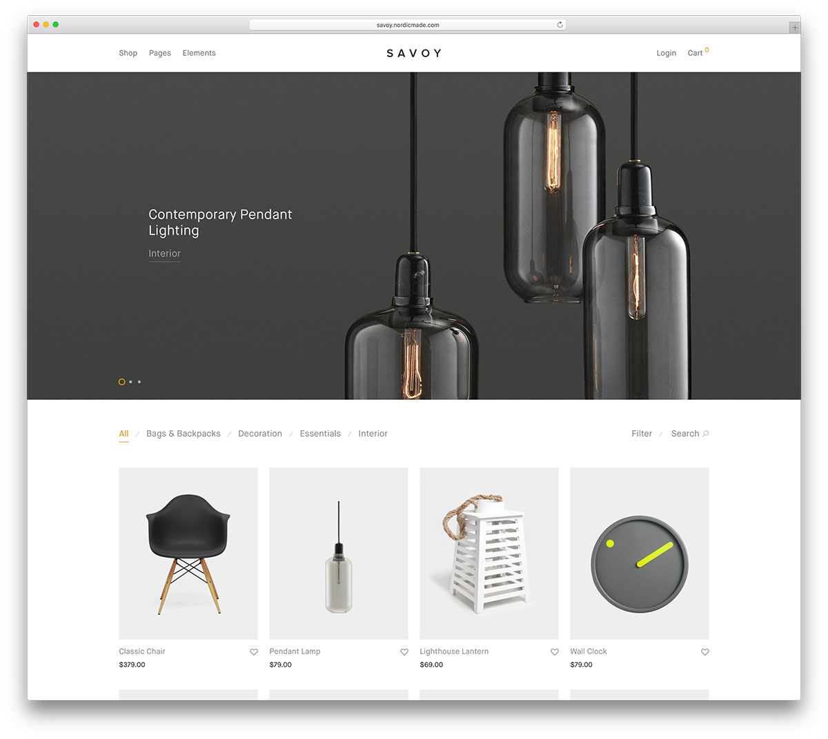 savoy-grid-style-woocommerce-website-template