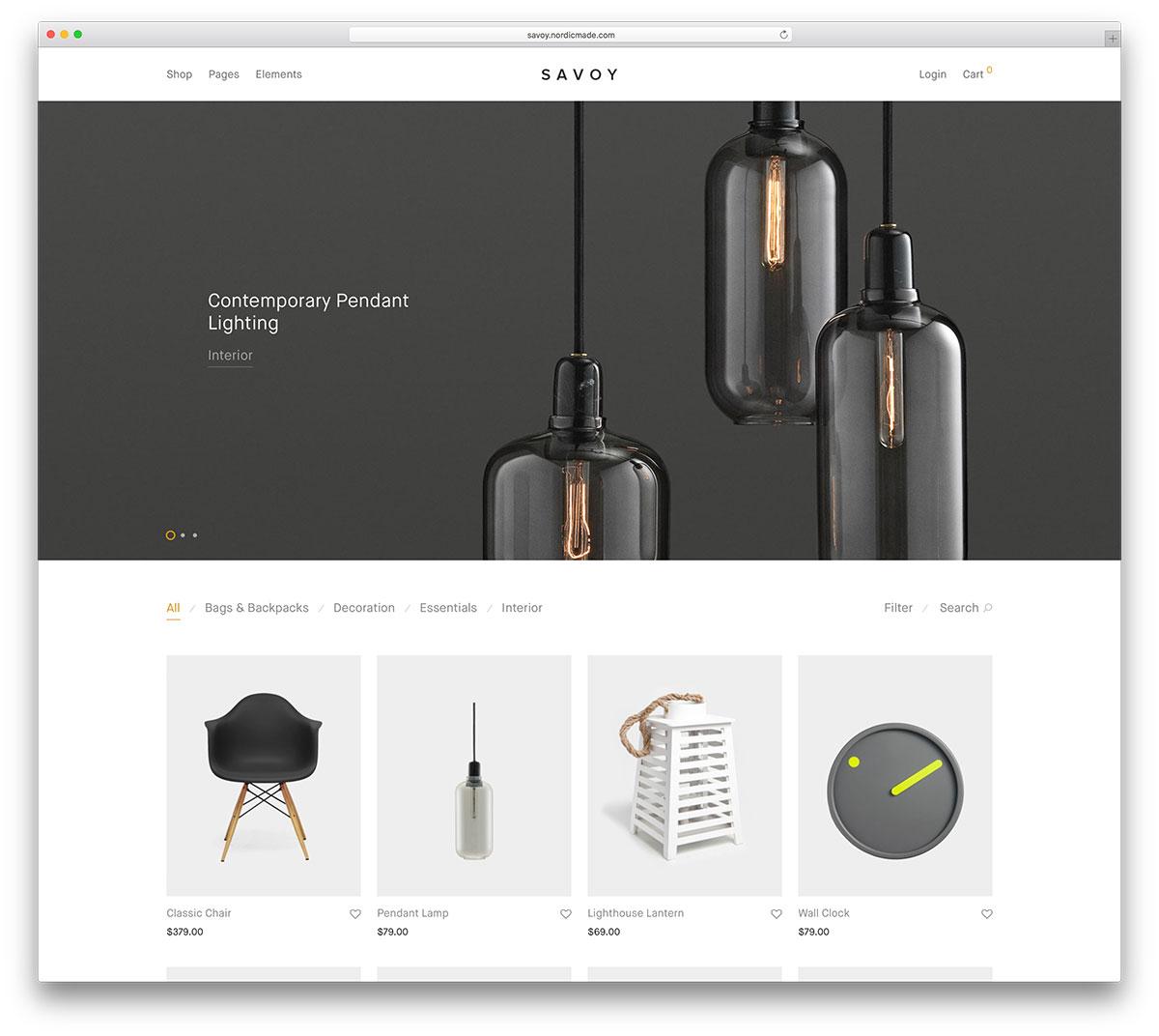 savoy-grid-style-woocommerce-website-template