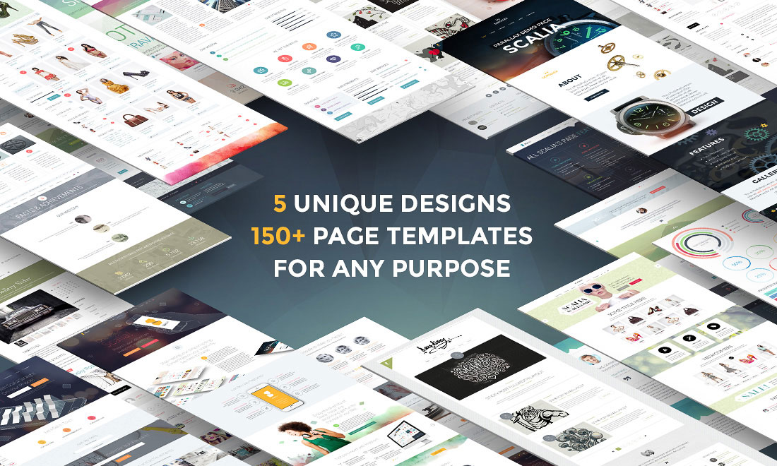 Scalia Multipurpose Theme Review