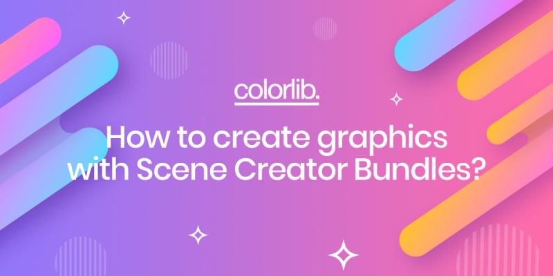 How To Create Graphics With Mockup Scene Creator Bundles