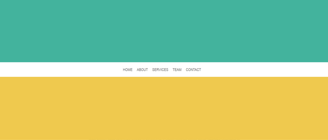 scroll-to-top-free-website-menu-templates