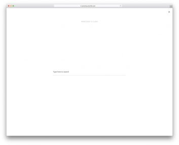 Search Form / Bar 16