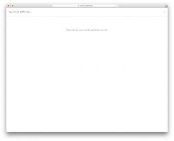 Search Form / Bar 20