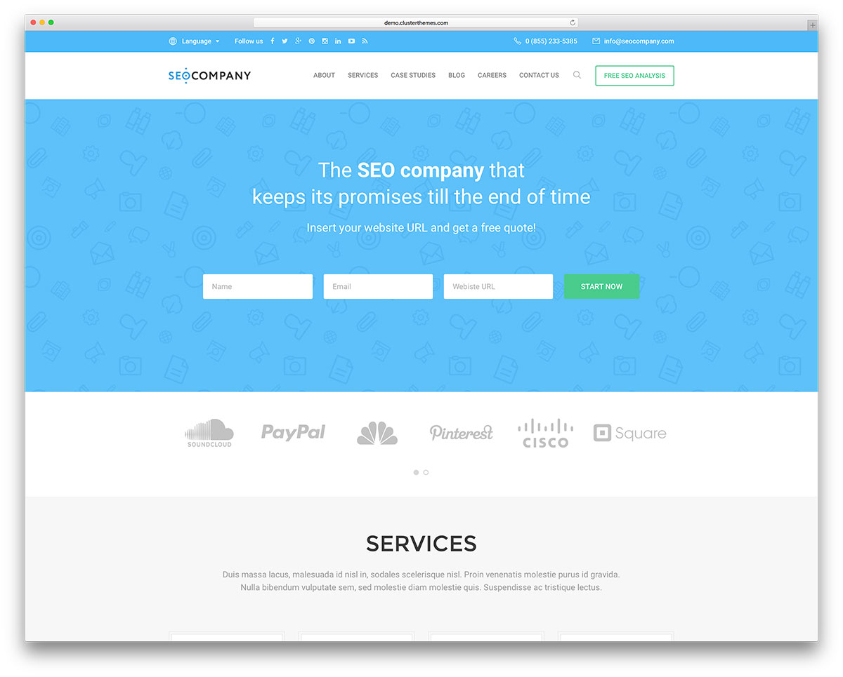 seo-company-landing-page-website-template