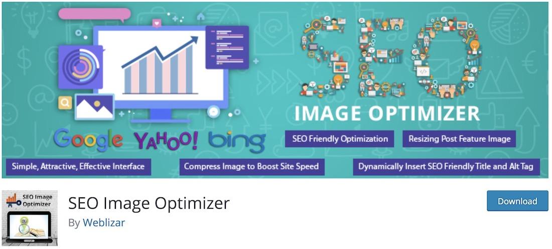 seo image optimizer plugin