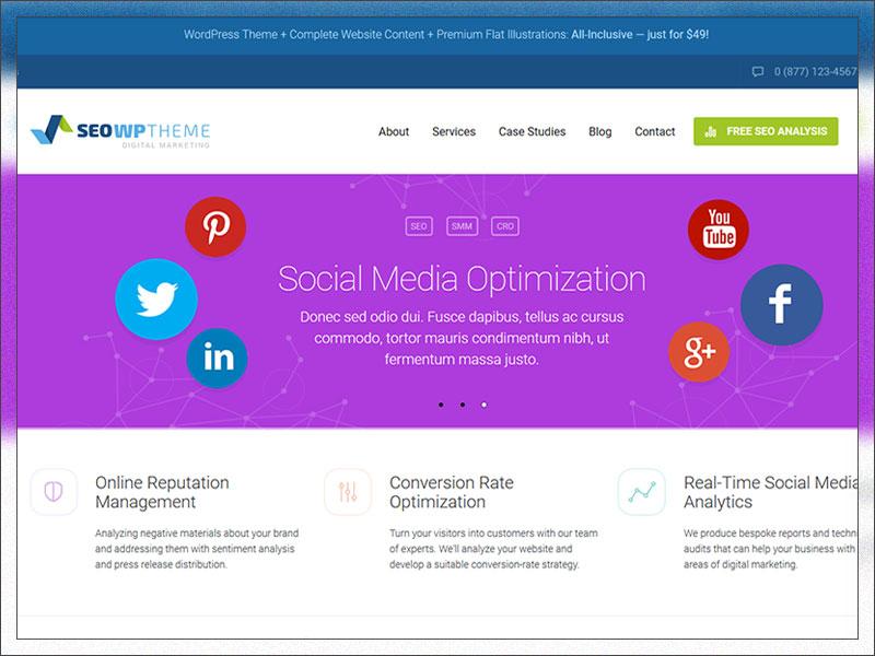 SEO WP: Online Marketing, SEO, Social Media Agency