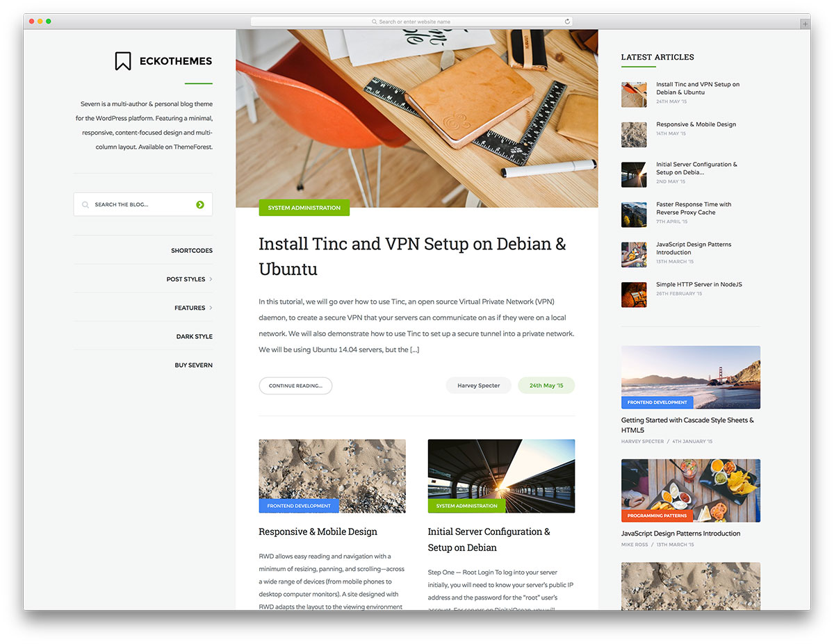 severn-3-column-blog-theme