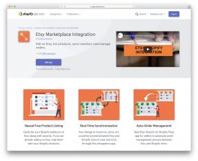 Shopify Marketplace Apps